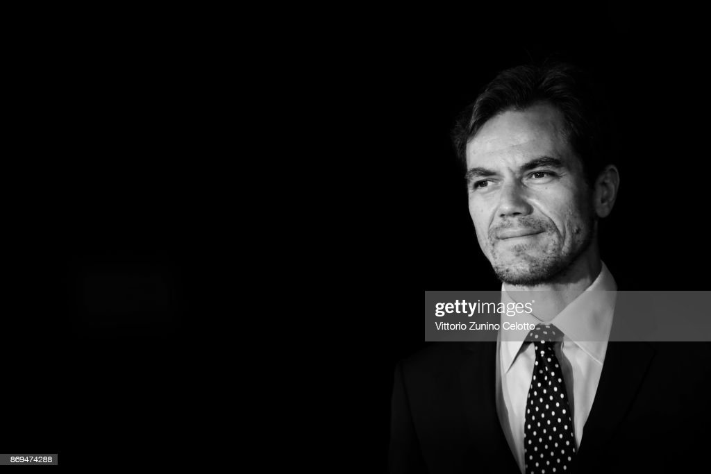 Michael Shannon walks a red carpet for 'Trouble No More' during the 12th Rome Film Fest at Auditorium Parco Della Musica on November 2, 2017 in Rome, Italy.