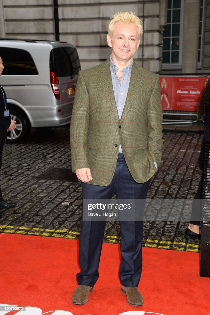 Michael Sheen attends the 'Home Again' special screening at Curzon Mayfair on September 21, 2017 in London, England.
