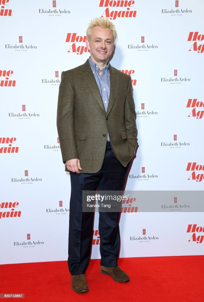 Michael Sheen attends the 'Home Again' special screening at The Washington Mayfair Hotel on September 21, 2017 in London, England.