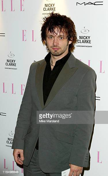 Michael Sheen during Elle's 18th Birthday Party at Mint Leaf in London United Kingdom