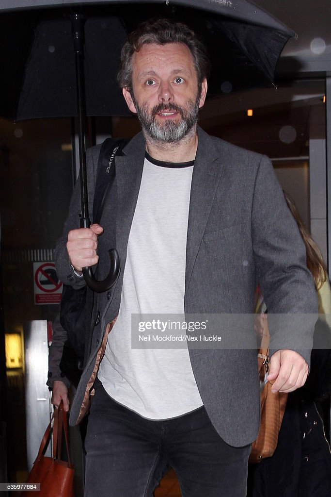 <a gi-track='captionPersonalityLinkClicked' href=/galleries/search?phrase=Michael+Sheen&family=editorial&specificpeople=213120 ng-click='$event.stopPropagation()'>Michael Sheen</a> seen at the BBC Radio 2 Studios on May 31, 2016 in London, England.