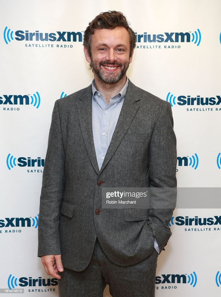 <a gi-track='captionPersonalityLinkClicked' href=/galleries/search?phrase=Michael+Sheen&family=editorial&specificpeople=213120 ng-click='$event.stopPropagation()'>Michael Sheen</a> visits SiriusXM Studios on September 25, 2013 in New York City.