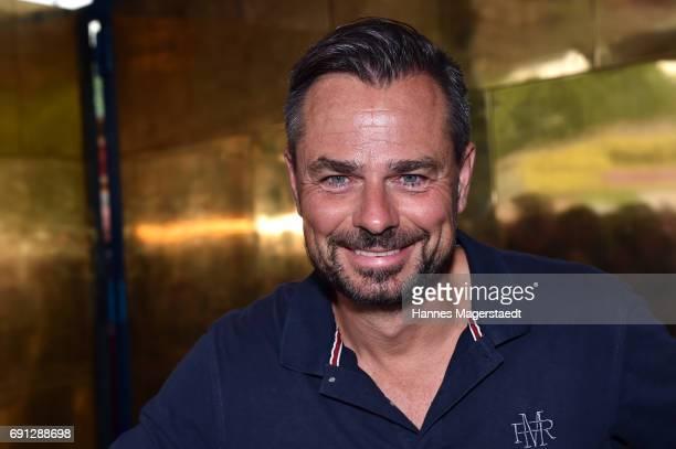 Michael Sporer during Konstantin Wecker's 70th birthday at Circus Krone on June 1 2017 in Munich Germany