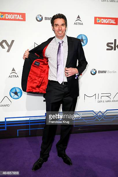 Michael Stich attends the Mira Award 2014 on January 23 2014 in Berlin Germany