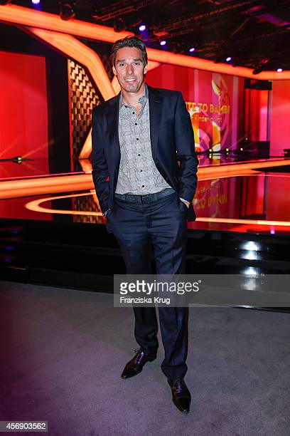 Michael Stich attends the Tribute To Bambi 2014 on September 25 2014 in Berlin Germany