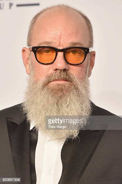 Michael Stipe attends 15th Annual Elton John AIDS Foundation An Enduring Vision Benefit at Cipriani Wall Street on November 2 2016 in New York City