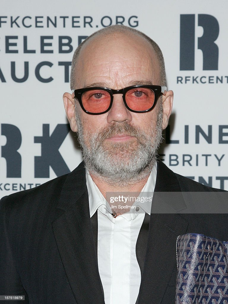 Michael Stipe attends 2012 Ripple Of Hope Gala at The New York Marriott Marquis on December 3, 2012 in New York City.