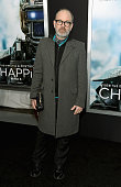 Michael Stipe attends the 'Chappie' New York Premiere at AMC Lincoln Square Theater on March 4 2015 in New York City