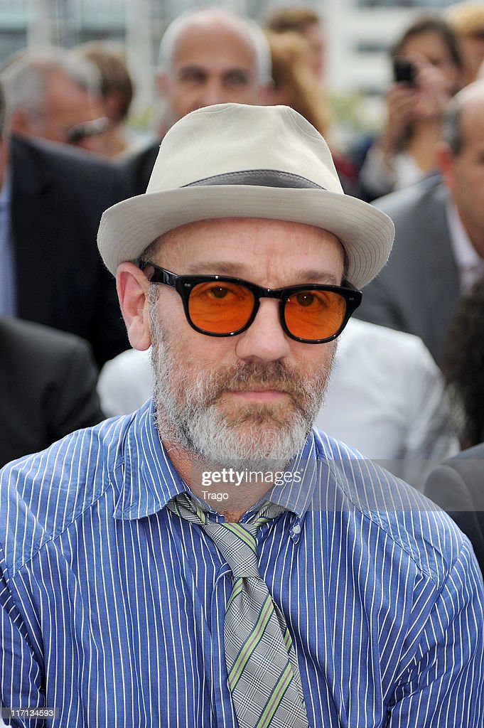<a gi-track='captionPersonalityLinkClicked' href=/galleries/search?phrase=Michael+Stipe&family=editorial&specificpeople=178318 ng-click='$event.stopPropagation()'>Michael Stipe</a> attends the Louis Vuitton Menswear Spring/Summer 2012 show as part of Paris Fashion Week at Parc Andre Citroen on June 23, 2011 in Paris, France.
