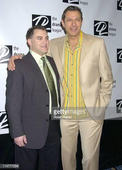 Michael Stuhlbarg and Jeff Goldblum of 'Pillowman'