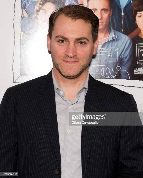 Michael Stuhlbarg attends the premiere of 'City Island' at The Directors Guild of America Theater on March 10 2010 in New York City