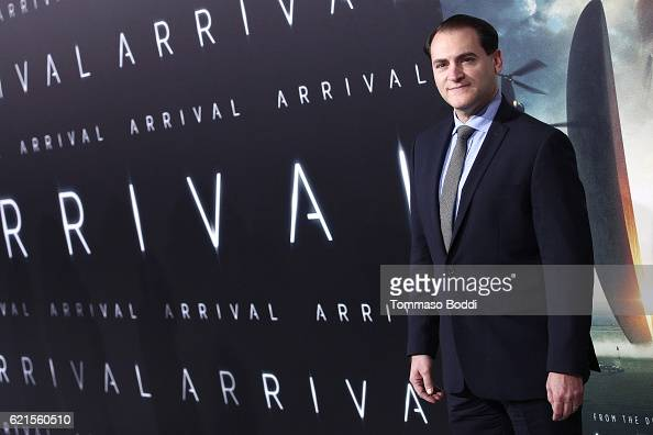 Michael Stuhlbarg attends the Premiere Of Paramount Pictures' 'Arrival' at Regency Village Theatre on November 6 2016 in Westwood California