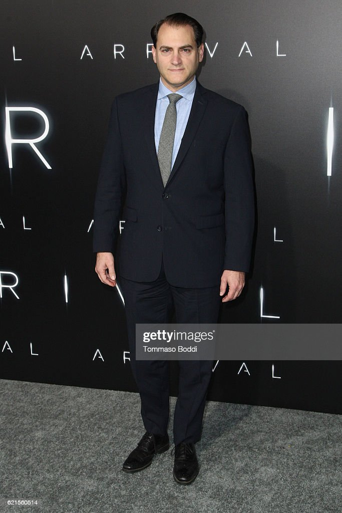 Michael Stuhlbarg attends the Premiere Of Paramount Pictures' 'Arrival' at Regency Village Theatre on November 6, 2016 in Westwood, California.