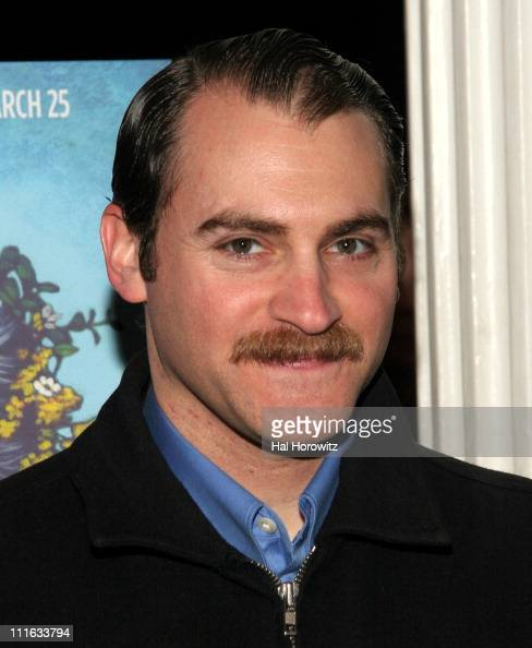 Michael Stuhlbarg during 'King Lear' New York City Opening Night Red Carpet at The Public Theater in New York City New York United States