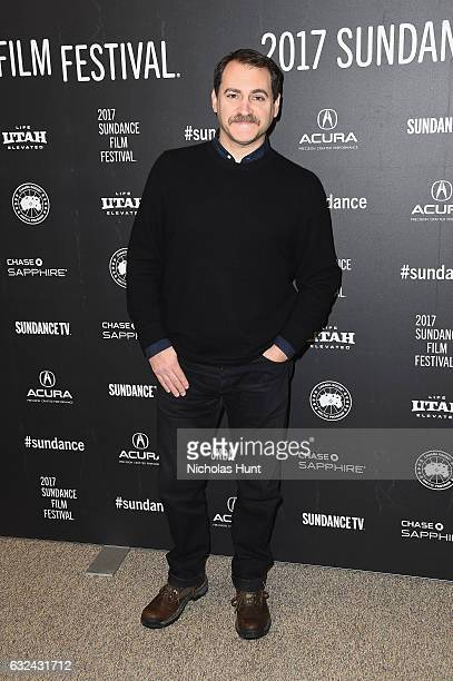 Michael Stulbarg attends the 'Call Me By Your Name' Premiere on day 4 of the 2017 Sundance Film Festival at Eccles Center Theatre on January 22 2017...