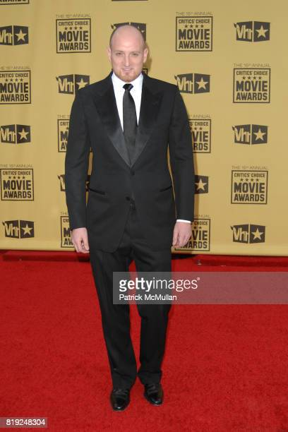 Michael Sucsy attends 2010 Critics Choice Awards at The Palladium on January 15 2010 in Hollywood California