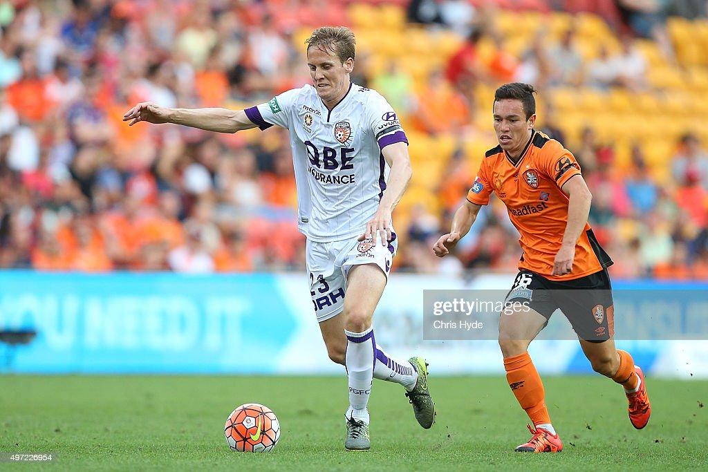 A-League Rd 6 - Brisbane v Perth