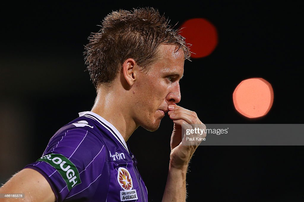 A-League Rd 21 - Perth v Wellington