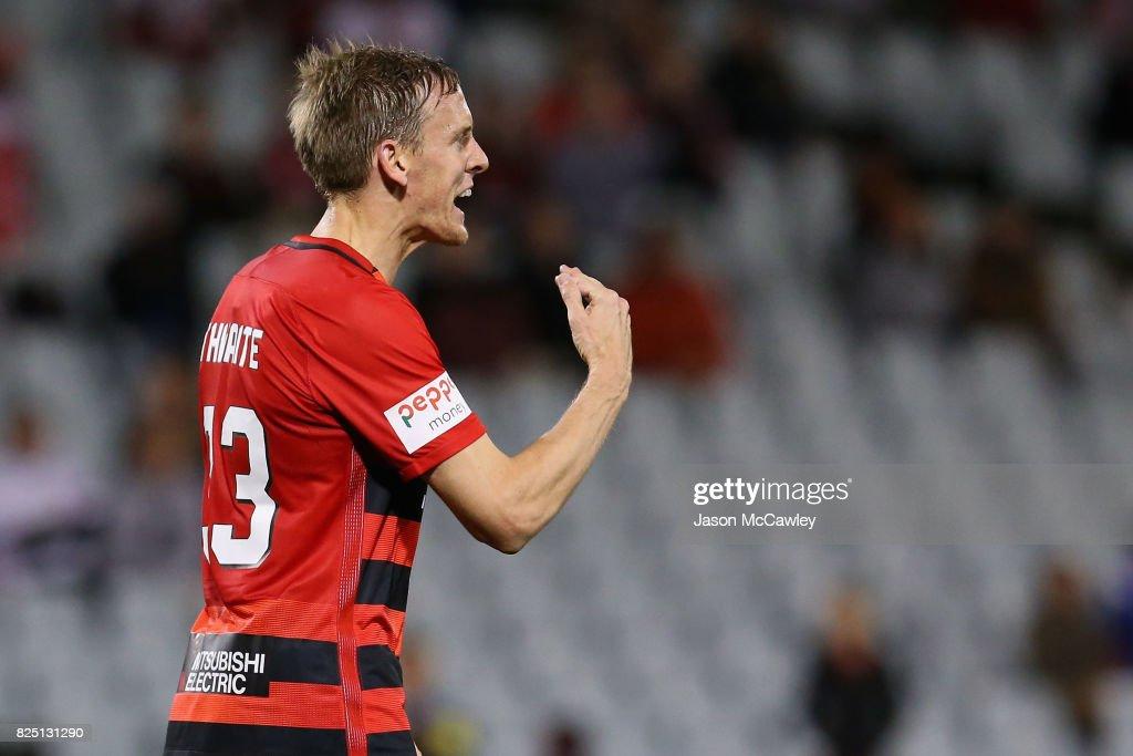 FFA Cup Rd of 32 - Western Sydney v Wellington