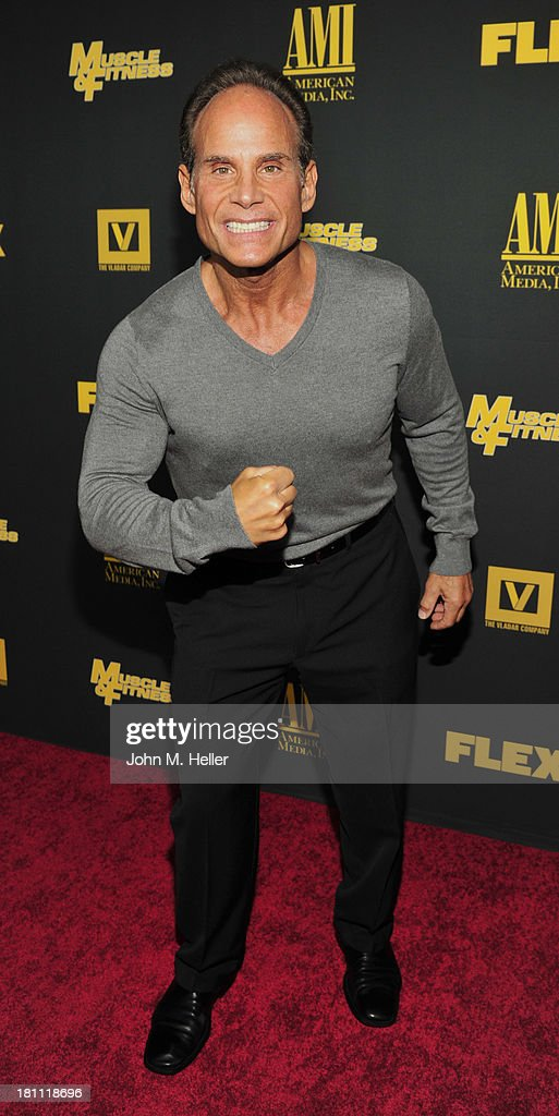 Michael Torchia attends the Los Angeles premiere of 'Generation Iron' at the Chinese 6 Theatres in Hollywood on September 18, 2013 in Hollywood, California.