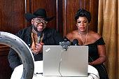 56th Academy Of Country Music Awards Virtual Radio Row...
