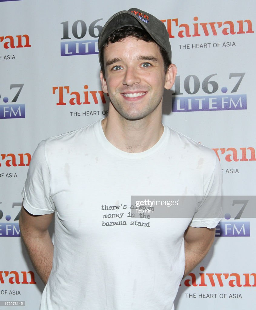 <a gi-track='captionPersonalityLinkClicked' href=/galleries/search?phrase=Michael+Urie&family=editorial&specificpeople=883711 ng-click='$event.stopPropagation()'>Michael Urie</a> attends 106.7 LITE FM's Broadway in Bryant Park 2013 at Bryant Park on August 1, 2013 in New York City.