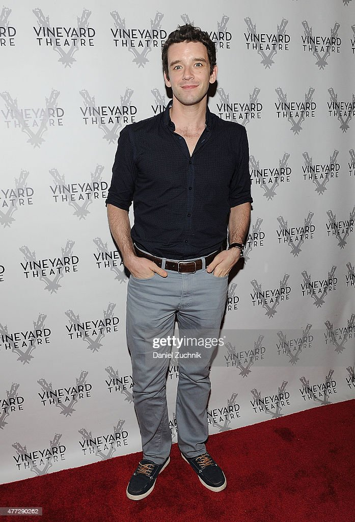 Michael Urie attends 'Gloria' Opening Night at The Vinyard Theater on June 15, 2015 in New York City.