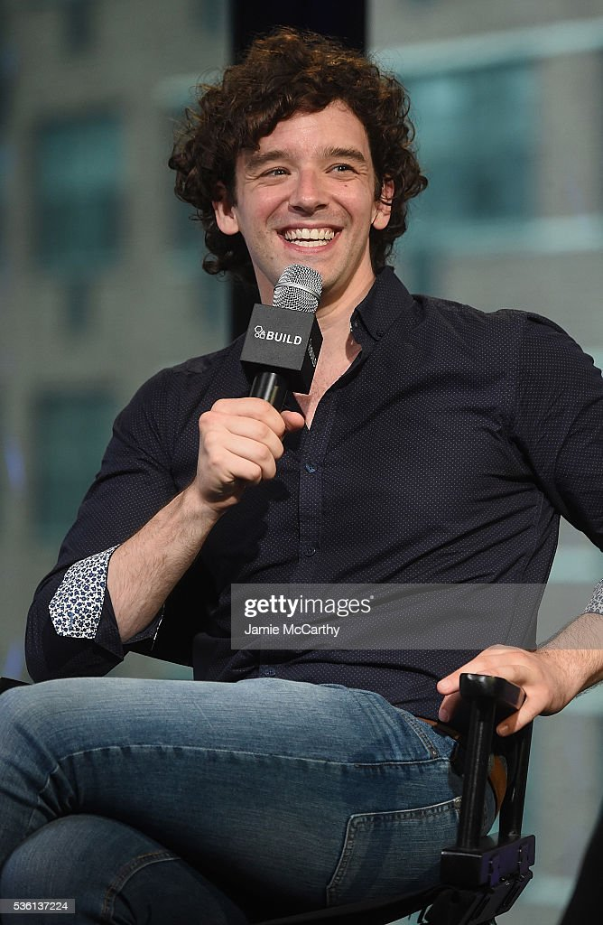 <a gi-track='captionPersonalityLinkClicked' href=/galleries/search?phrase=Michael+Urie&family=editorial&specificpeople=883711 ng-click='$event.stopPropagation()'>Michael Urie</a> attends the AOL Build Speaker Series - <a gi-track='captionPersonalityLinkClicked' href=/galleries/search?phrase=Michael+Urie&family=editorial&specificpeople=883711 ng-click='$event.stopPropagation()'>Michael Urie</a> Discusses Hosting The 61st Drama Desk Awardsat AOL Studios In New York on May 31, 2016 in New York City.