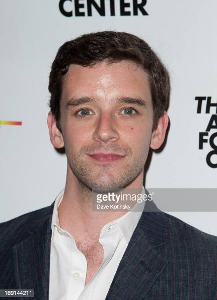 Michael Urie attends the Broadway Beauty Pageant at Jack H Skirball Center for the Performing Arts on May 20 2013 in New York City