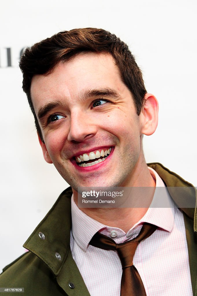 <a gi-track='captionPersonalityLinkClicked' href=/galleries/search?phrase=Michael+Urie&family=editorial&specificpeople=883711 ng-click='$event.stopPropagation()'>Michael Urie</a> attends the Stage17 Premiere at Walter Reade Theater on March 31, 2014 in New York City.