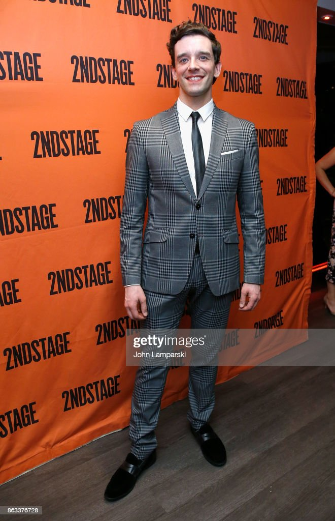 Michael Urie attends 'Torch Song' Off-Broadway Opening Night - Party at Copacabana on October 19, 2017 in New York City.