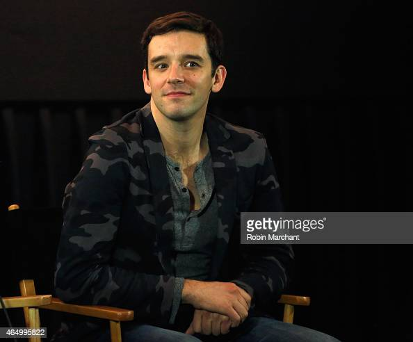 Michael Urie attends 'WTC View' 10th Anniversary Screening at Anthology Film Archives on March 2 2015 in New York City