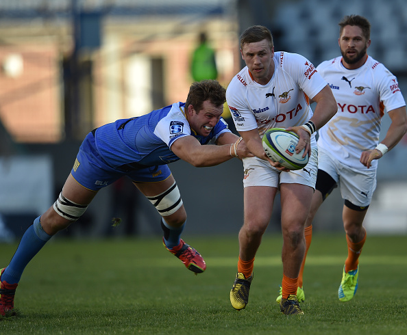Super Rugby: Toyota Cheetahs v Force : News Photo