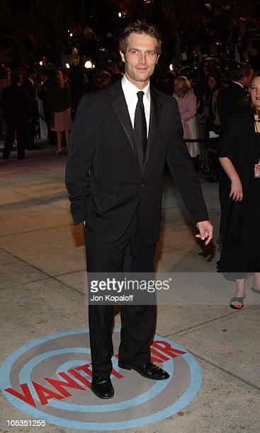 Michael Vartan during 2004 Vanity Fair Oscar Party at Mortons in Beverly Hills California United States