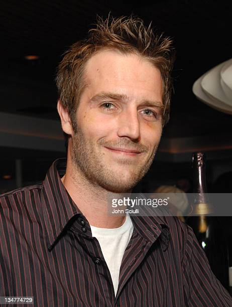 Michael Vartan during Armani Exchange Details Magazine 'Insider' Party at AREA in Los Angeles California United States