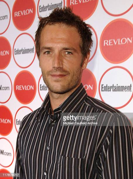 Michael Vartan during Entertainment Weekly Magazine 4th Annual PreEmmy Party Red Carpet at Republic in Los Angeles California United States