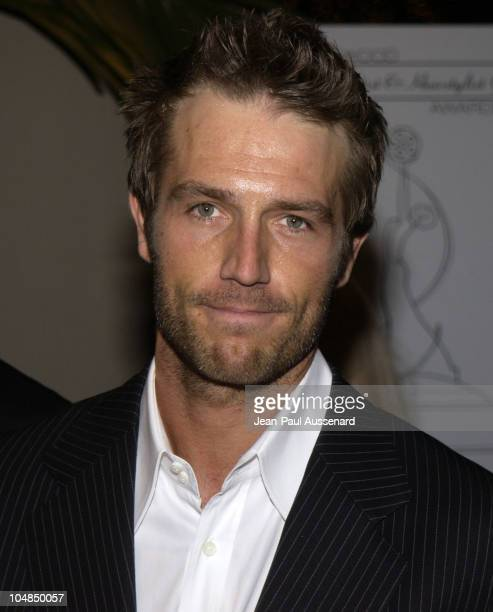 Michael Vartan during Fourth Annual Hollywood Makeup Artists and Hairstylists Guild Awards at Beverly Hilton Hotel in Beverly Hills California United...