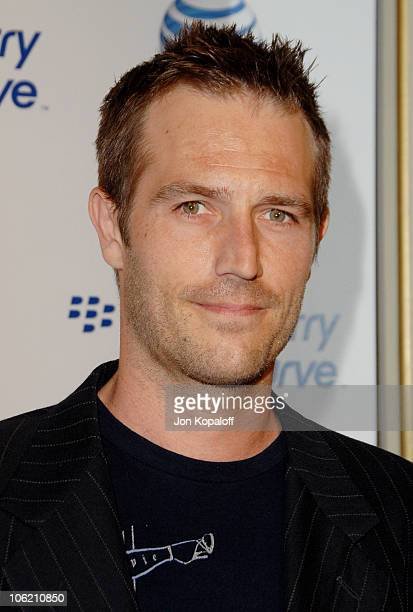Michael Vartan during Launch Party for the new BlackBerry Curve from ATT Arrivals at Beverly Wilshire Hotel in Beverly Hills California United States