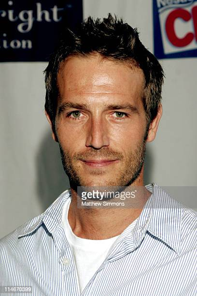 Michael Vartan during 'Stars with Sticks' Annual Celebrity Hockey Classic at Toyota Sports Center in El Segundo California United States