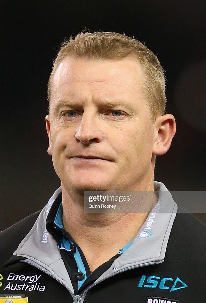 AFL Rd 17 -  Essendon v Port Adelaide