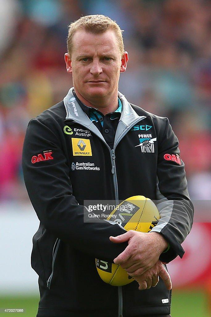 AFL Rd 5 - Adelaide v Port Adelaide