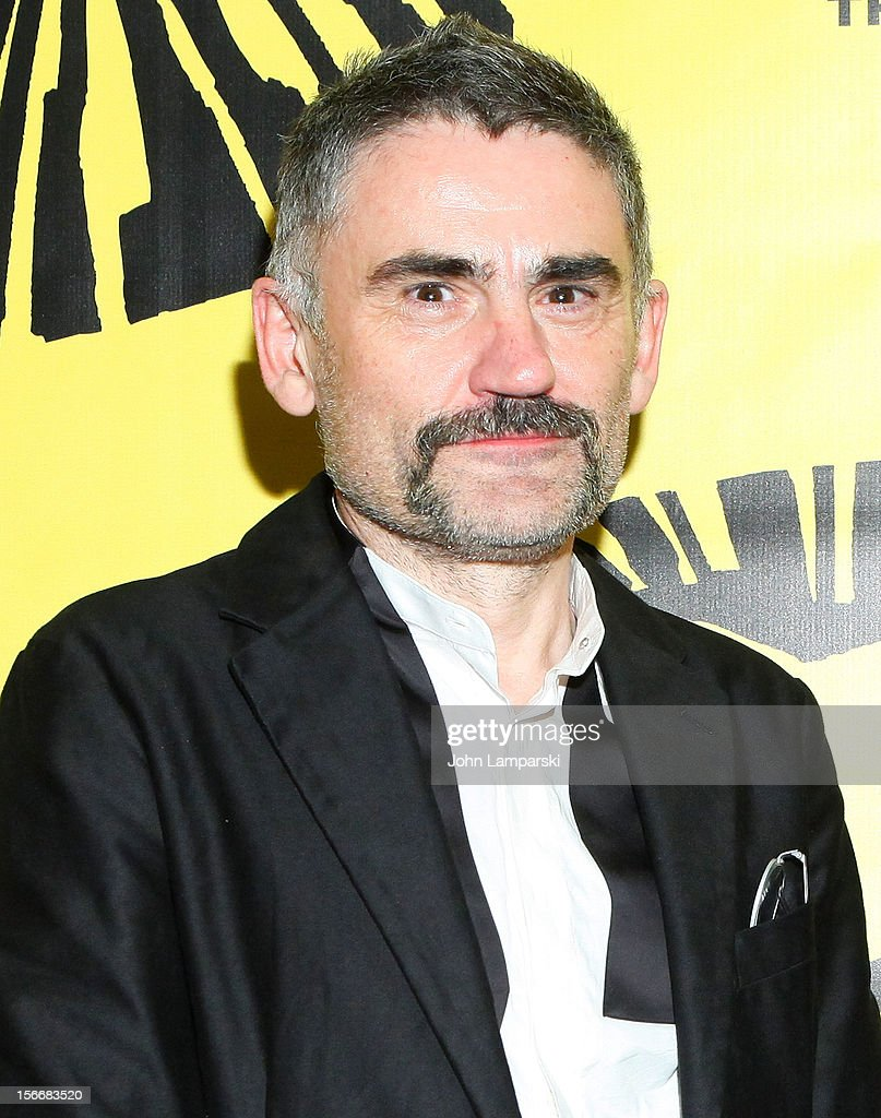 Michael Ward attends the 'The Lion King' On Broadway 15th Anniversary Celebration at the Minskoff Theatre on November 18, 2012 in New York City.