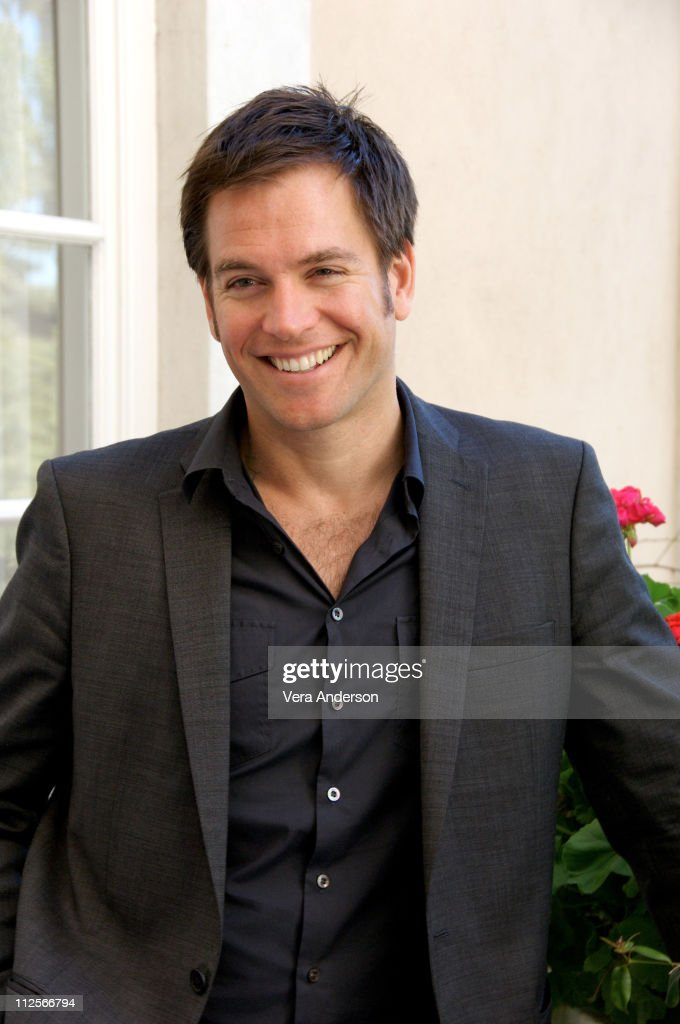 """NCIS"" Press Conference With Mark Harmon, Michael Weatherly"