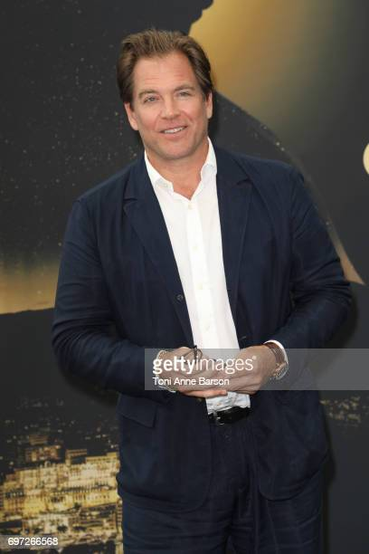 Michael Weatherly attends 'Bull' Photocall as part of the 57th Monte Carlo TV Festival at the Grimaldi Forum on June 18 2017 in MonteCarlo Monaco