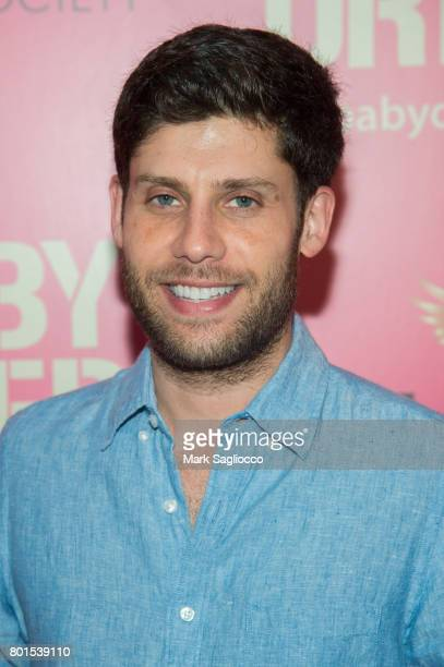 Michael Weber attends TriStar Pictures The Cinema Society and Avion's screening of 'Baby Driver' at The Metrograph on June 26 2017 in New York City