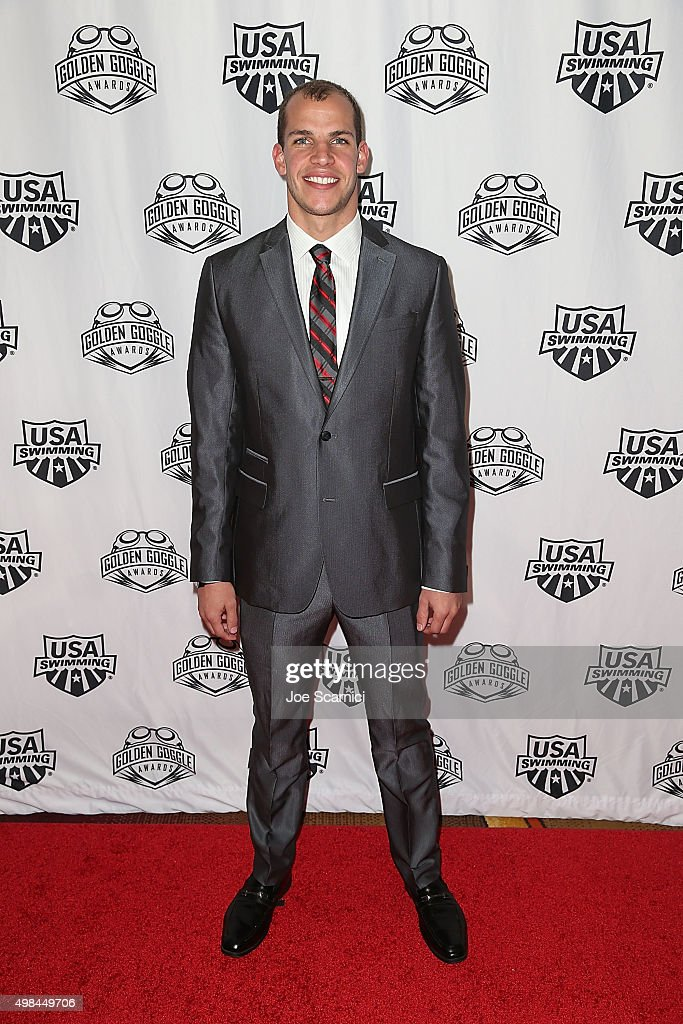 MIchael Weiss attends the 2015 USA Swimming Golden Goggle Awards at J.W. Marriot at L.A. Live on November 22, 2015 in Los Angeles, California.