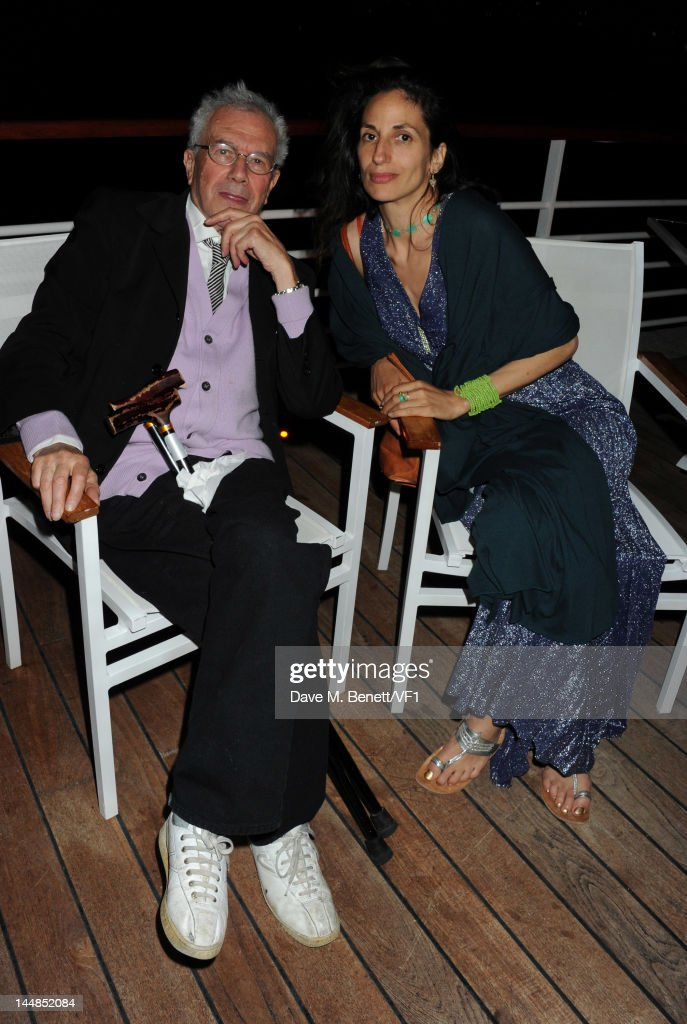 <a gi-track='captionPersonalityLinkClicked' href=/galleries/search?phrase=Michael+White+-+Producer&family=editorial&specificpeople=6514458 ng-click='$event.stopPropagation()'>Michael White</a> attends the Vanity Fair And Gucci Party during the 65th Annual Cannes Film Festival at Hotel Du Cap on May 19, 2012 in Antibes, France.