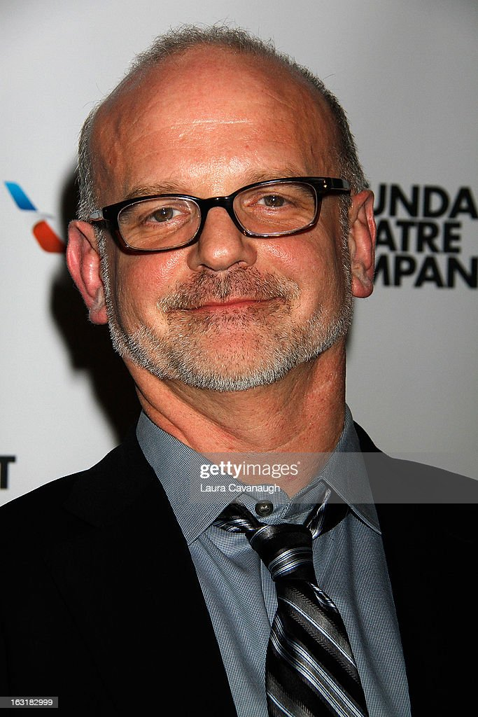 Michael Wilson attends 'Talley's Folly' Opening Night at Laura Pels Theatre at the Harold & Miriam Steinberg Center for on March 5, 2013 in New York City.
