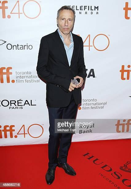 Michael Wincott arrives at the 'Forsaken' premiere during 2015 Toronto International Film Festival held at Roy Thomson Hall on September 16 2015 in...