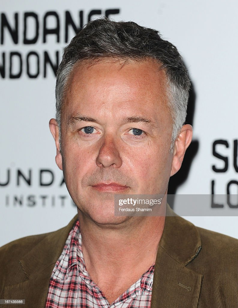 Michael Winterbottom attends the screening of 'The Look of Love' as part of Sundance London at Cineworld 02 Arena on April 25 2013 in London England